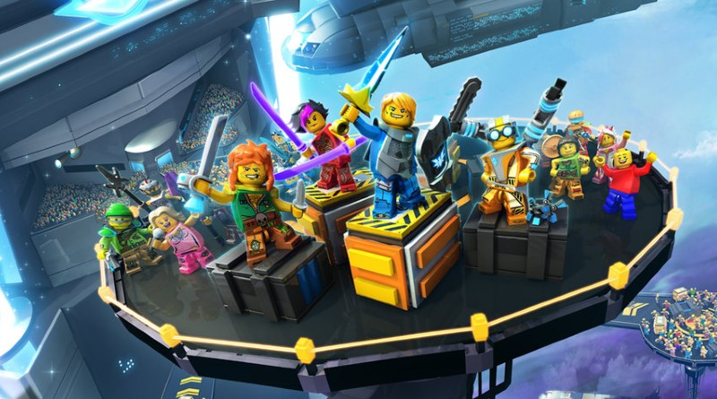 LEGO Universe Wallpaper Featured