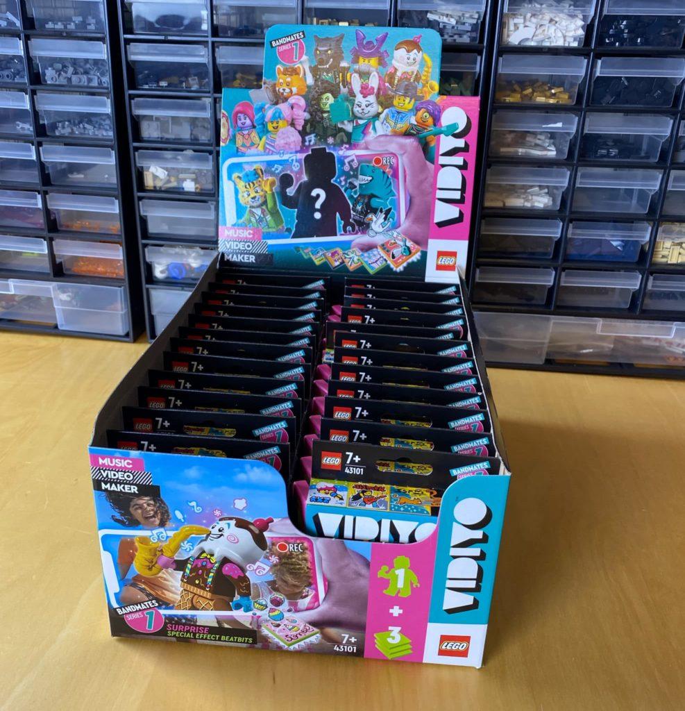 LEGO VIDIYO 43101 Bandmates Box