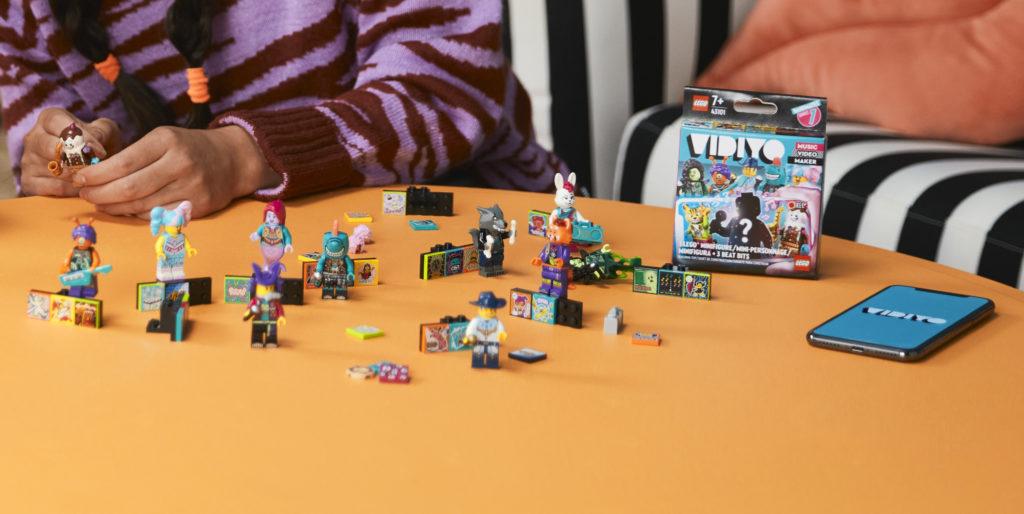 LEGO VIDIYO 43101 Bandmates Lifestyle 1