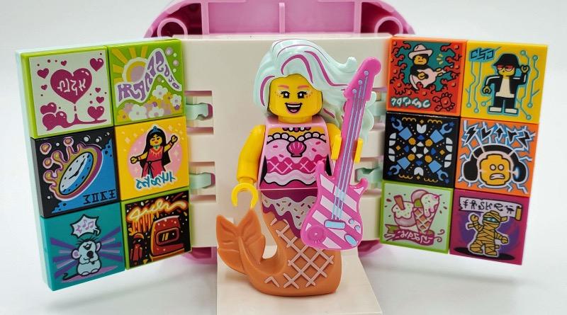 LEGO VIDIYO 43102 Candy Mermaid Beatbox Featured