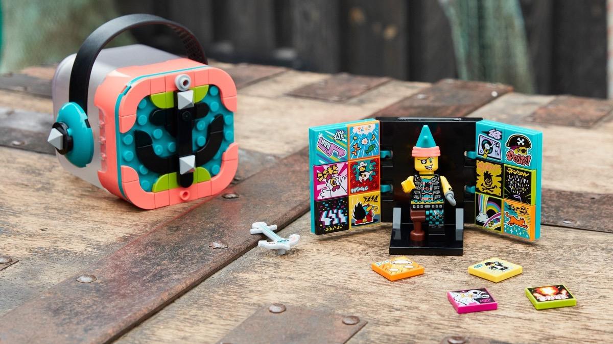 LEGO VIDIYO 43103 Punk Pirate BeatBox Featured