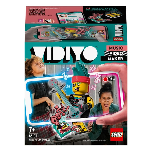 LEGO VIDIYO 43103 Punk Pirate Beatbox 1