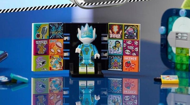 LEGO VIDIYO 43104 Alien DJ Beatbox featured