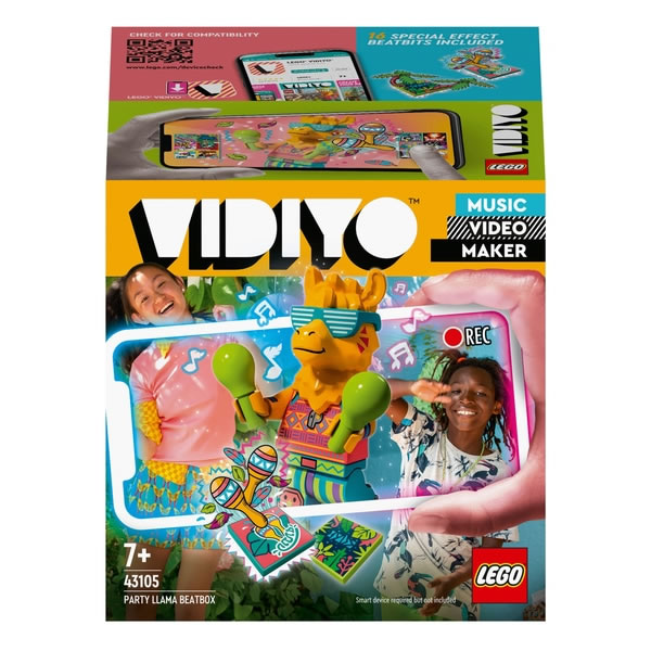 LEGO VIDIYO 43105 Party Llama Beatbox 1