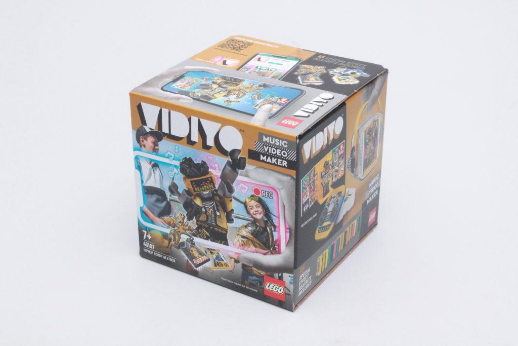 LEGO VIDIYO 43107 HipHop Robot BeatBox Review 1