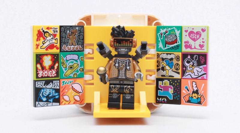 LEGO VIDIYO 43107 HipHop Robot BeatBox review