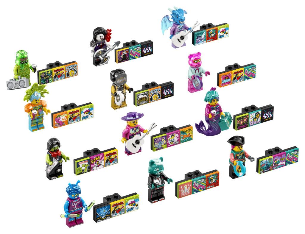 LEGO VIDIYO 43108 Bandmates 1