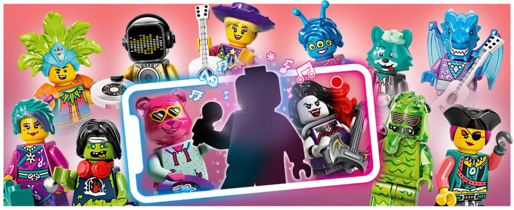 LEGO VIDIYO 43108 Bandmates 7