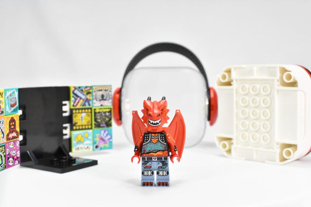 LEGO VIDIYO 43109 Metal Dragon BeatBox review 5