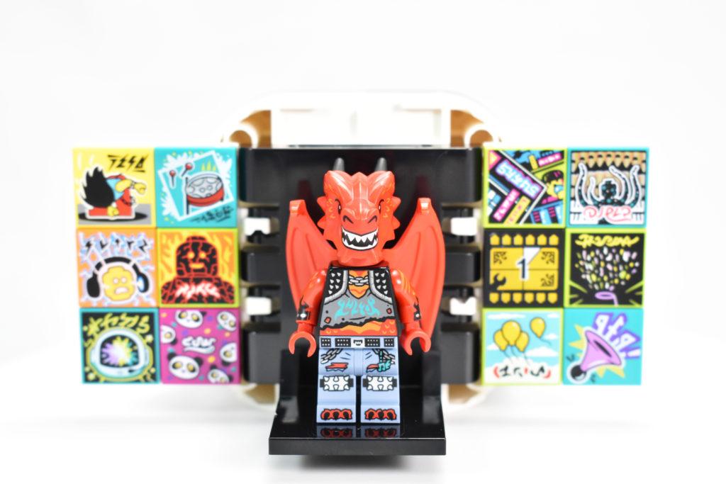LEGO VIDIYO 43109 Metal Dragon BeatBox review 6