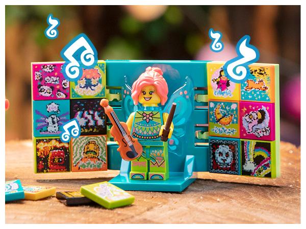 LEGO VIDIYO 43110 Folk Fairy BeatBox 3