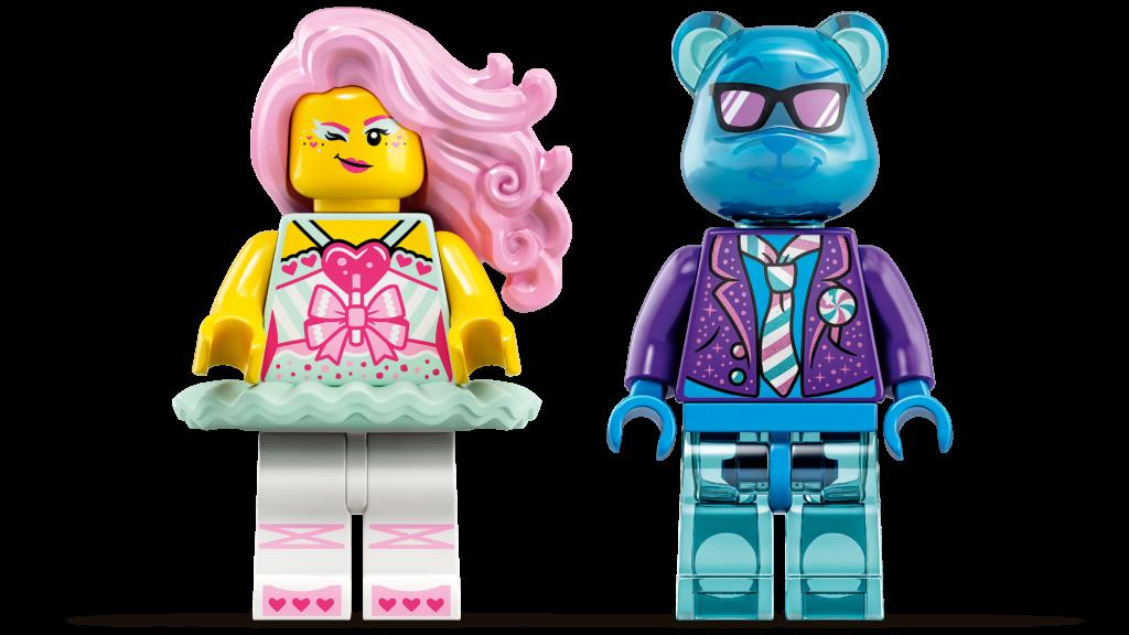 LEGO VIDIYO 43111 Candy Castle Stage 1