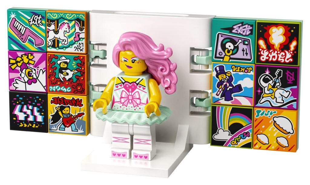LEGO VIDIYO 43111 Candy Castle Stage 2