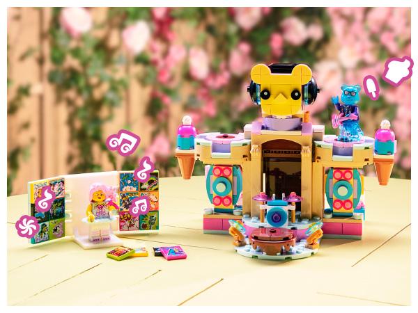 LEGO VIDIYO 43111 Candy Castle Stage 3