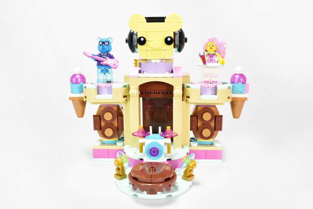 LEGO VIDIYO 43111 Candy Castle Stage review 11