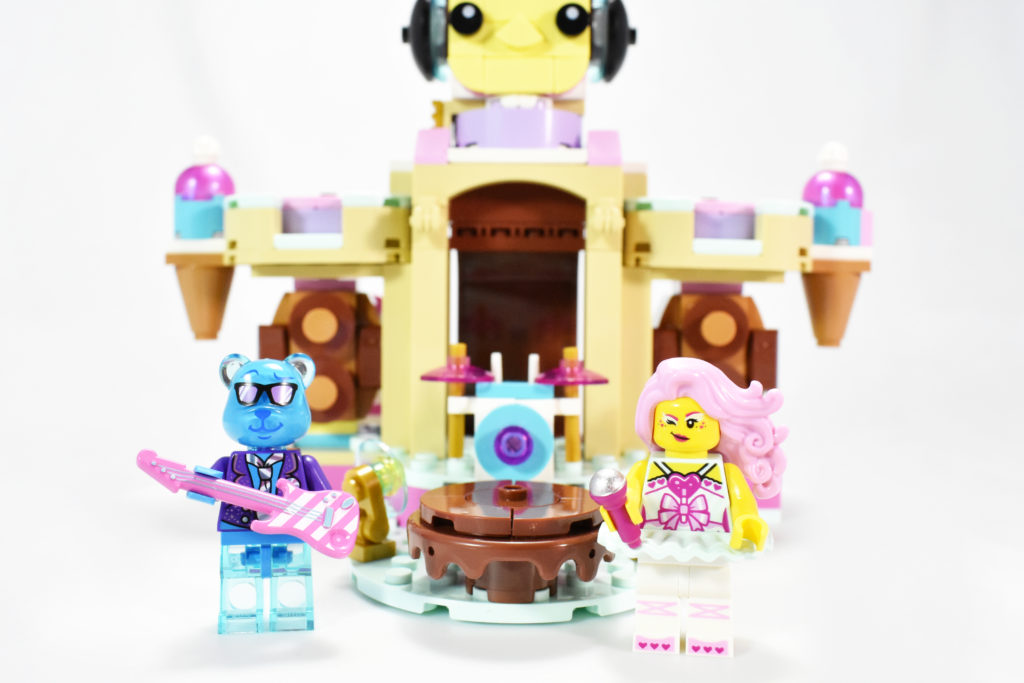LEGO VIDIYO 43111 Candy Castle Stage review 12