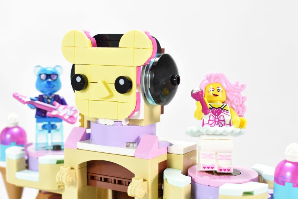 LEGO VIDIYO 43111 Candy Castle Stage review 13
