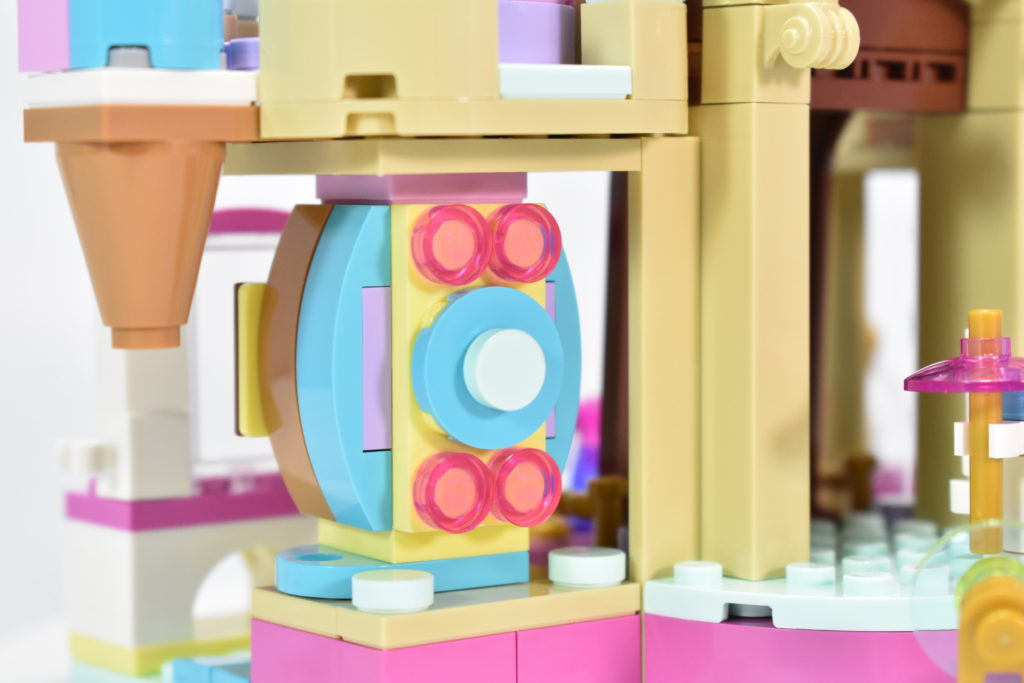 LEGO VIDIYO 43111 Candy Castle Stage review 15