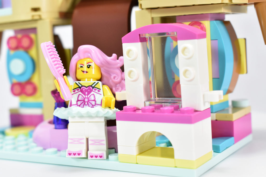LEGO VIDIYO 43111 Candy Castle Stage review 18