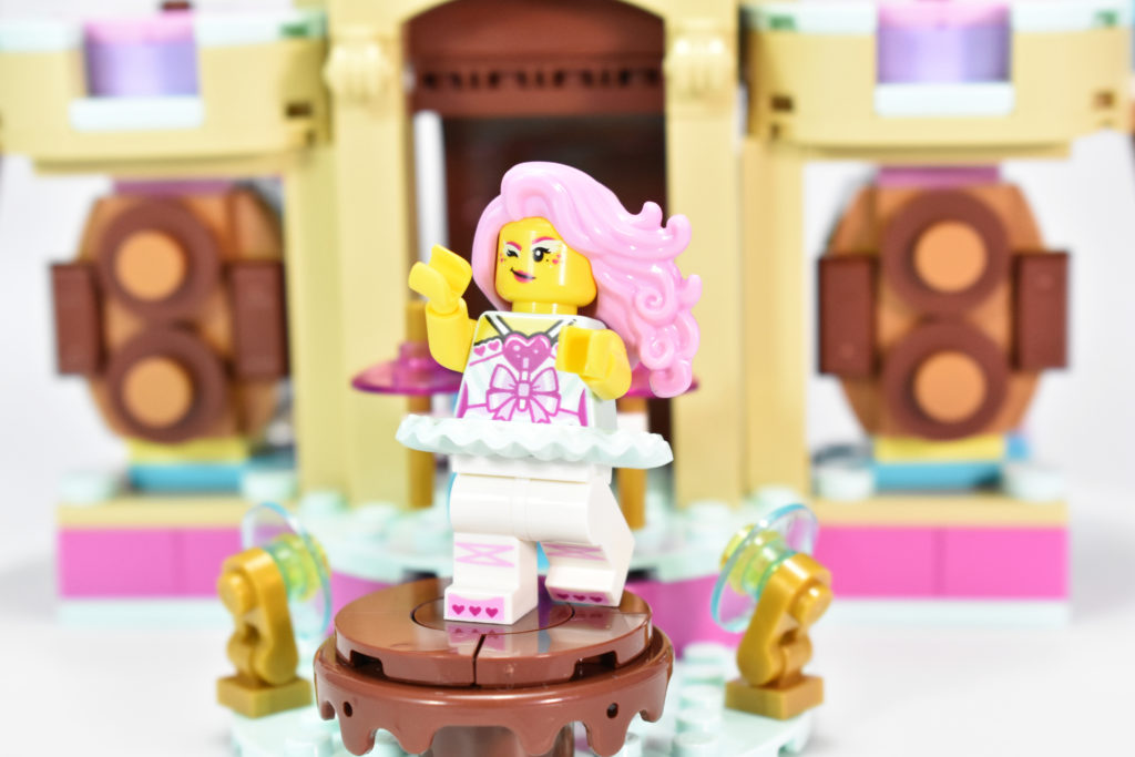 LEGO VIDIYO 43111 Candy Castle Stage review 28