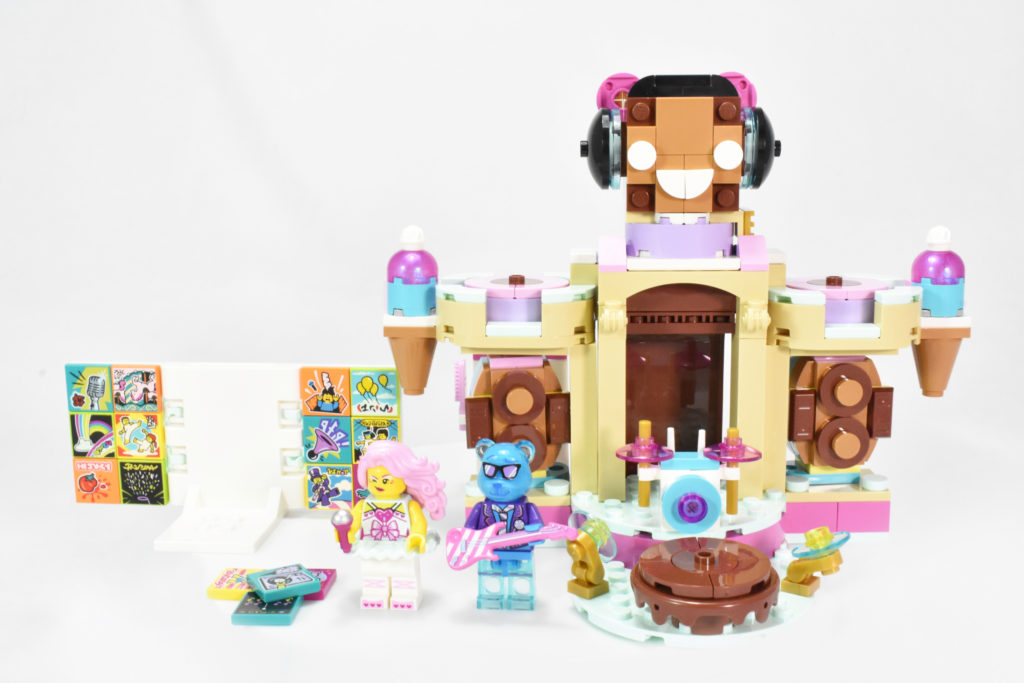 LEGO VIDIYO 43111 Candy Castle Stage review 37
