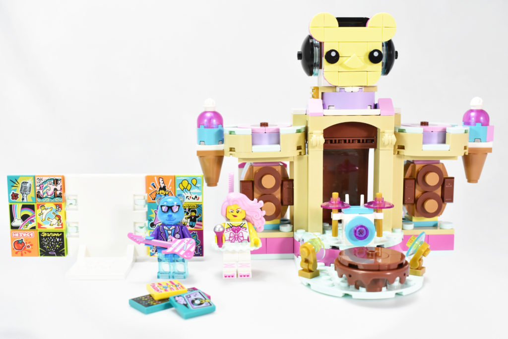 LEGO VIDIYO 43111 Candy Castle Stage review 38