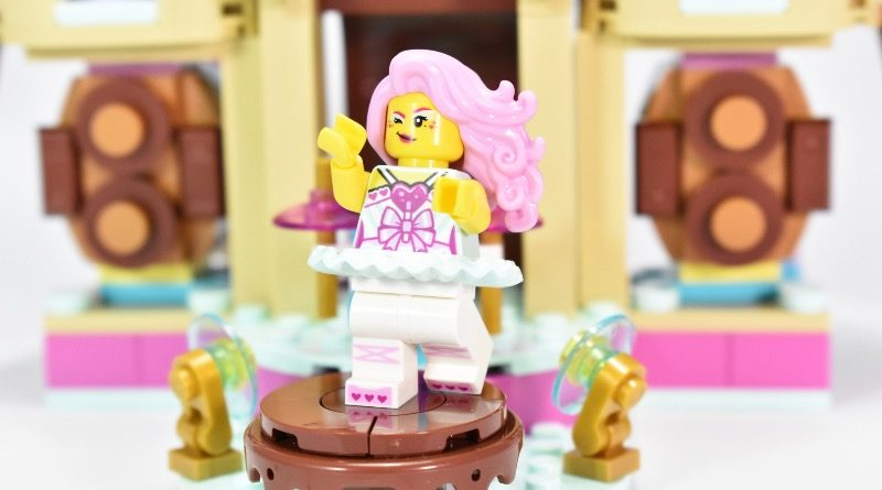 LEGO VIDIYO 43111 Candy Castle Stage review featured