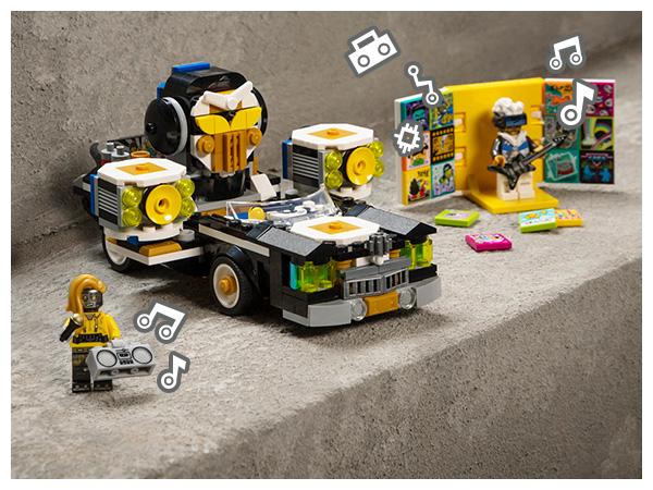 LEGO VIDIYO 43112 Robo HipHop Car 2