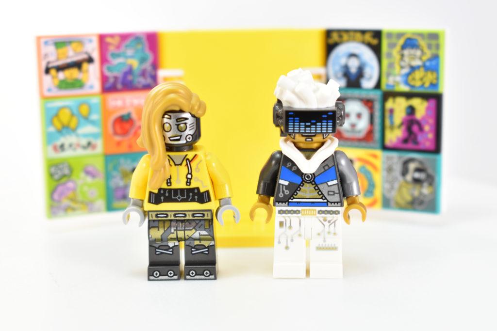 LEGO VIDIYO 43112 Robo HipHop Car 23