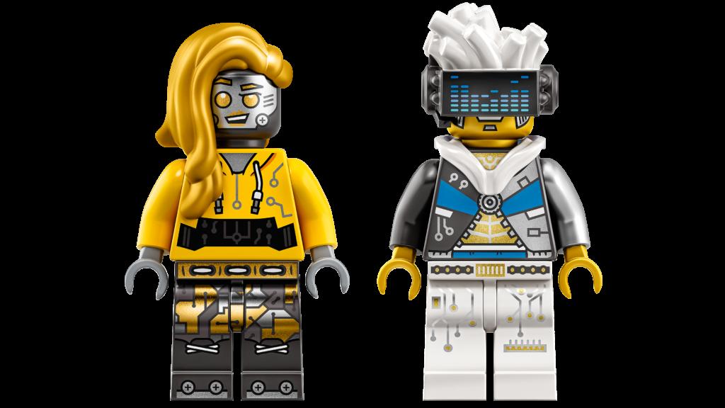 LEGO VIDIYO 43112 Robo HipHop Car 3