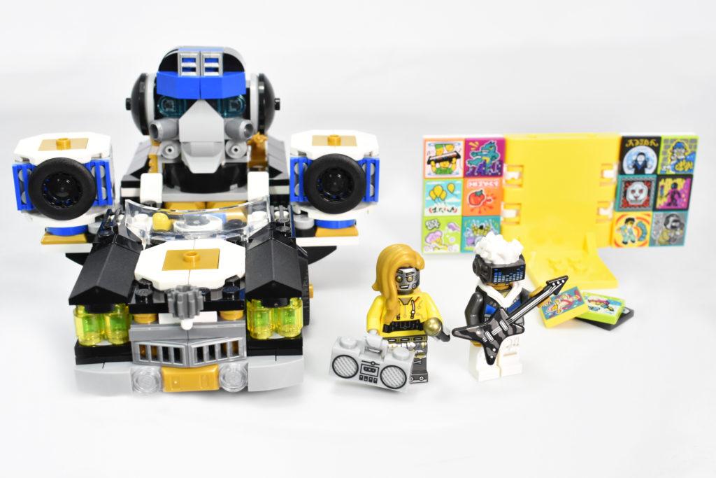 LEGO VIDIYO 43112 Robo HipHop Car Review 28