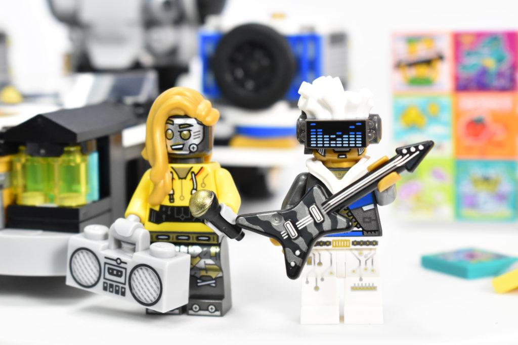 LEGO VIDIYO 43112 Robo HipHop Car Review 29