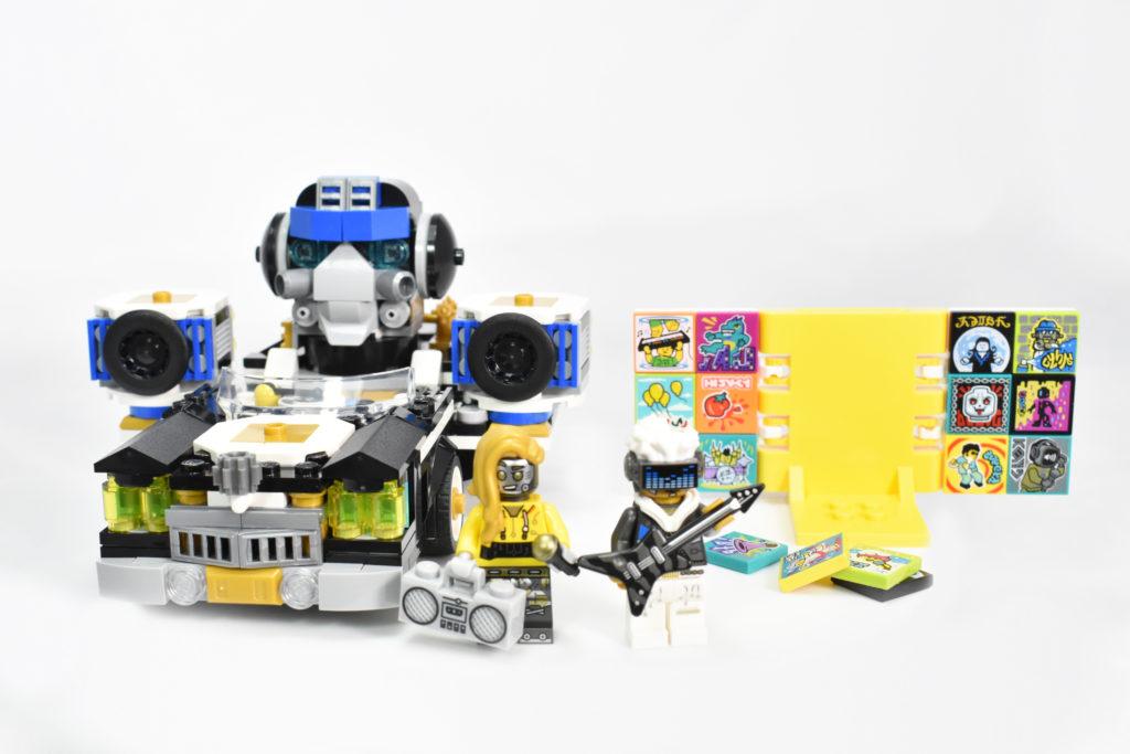 LEGO VIDIYO 43112 Robo HipHop Car Review 30
