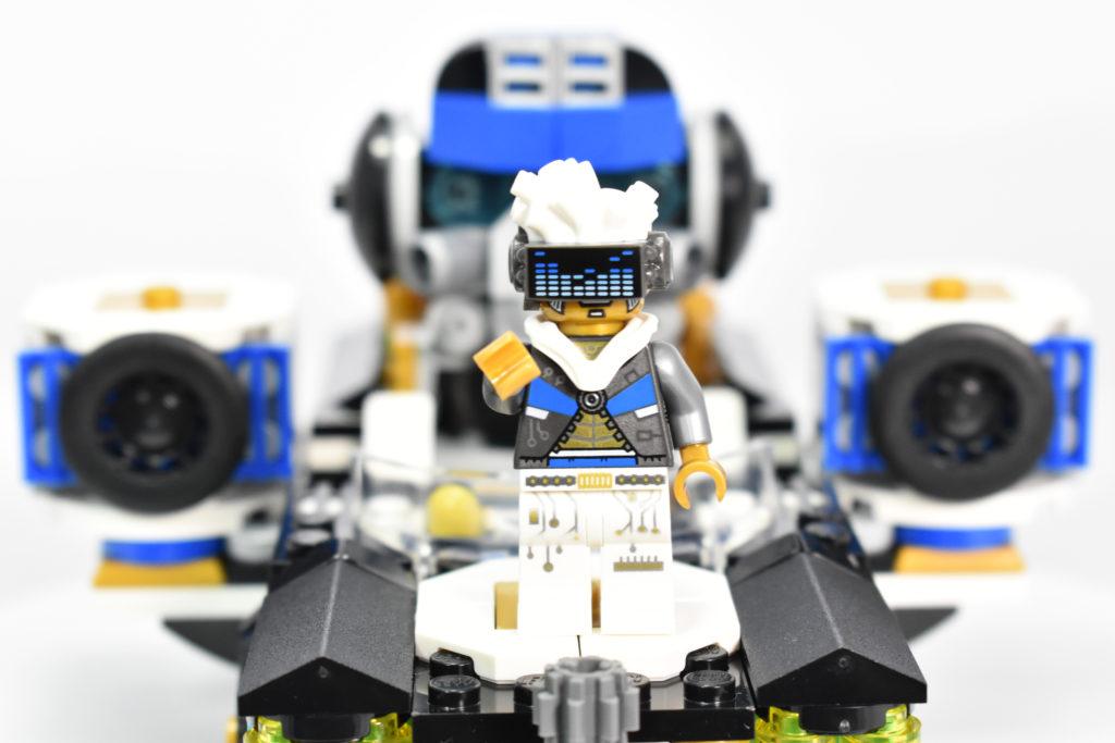 LEGO VIDIYO 43112 Robo HipHop Car Review 31