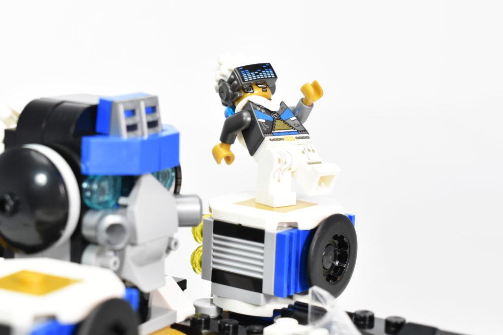 LEGO VIDIYO 43112 Robo HipHop Car Review 34