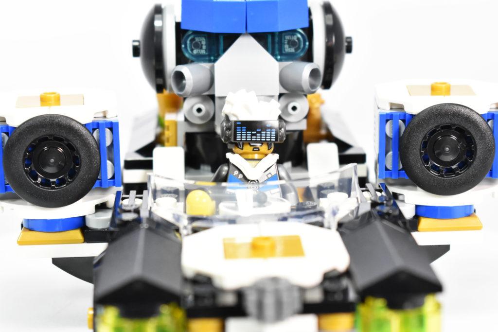 LEGO VIDIYO 43112 Robo HipHop Car Review 35