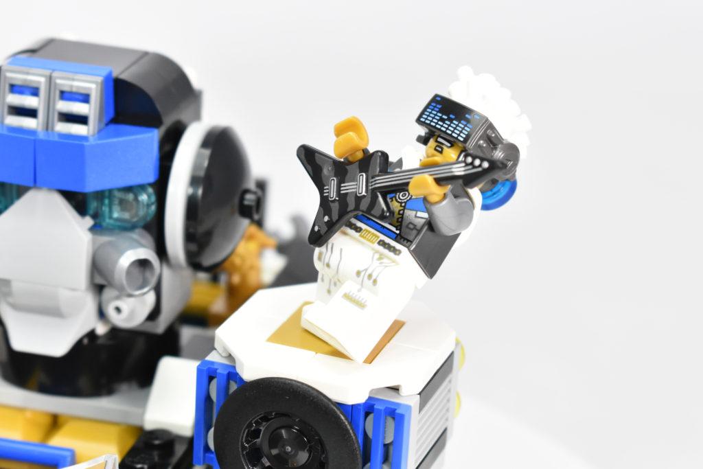 LEGO VIDIYO 43112 Robo HipHop Car Review 36