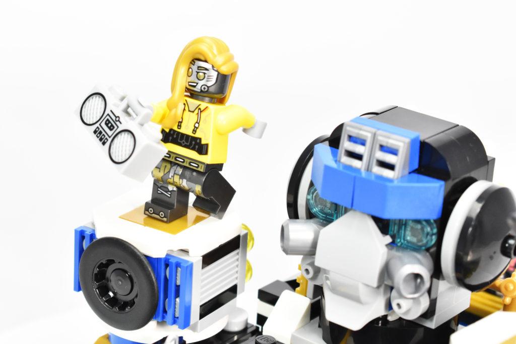 LEGO VIDIYO 43112 Robo HipHop Car Review 37