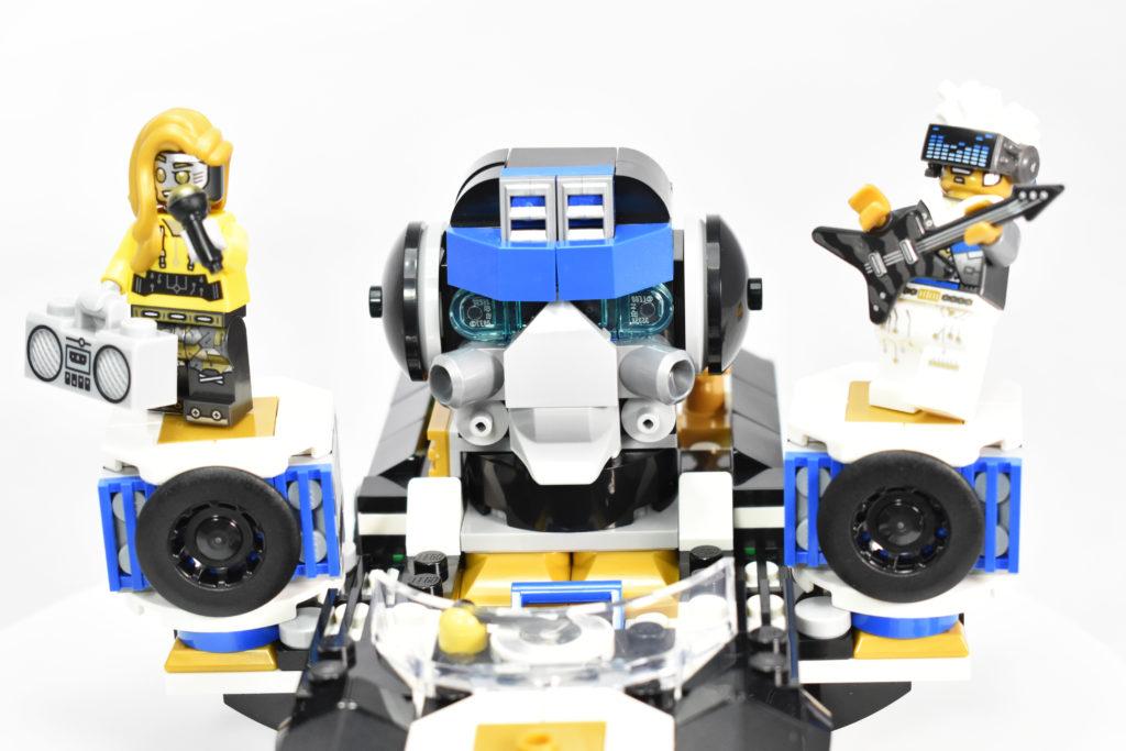 LEGO VIDIYO 43112 Robo HipHop Car Review 38