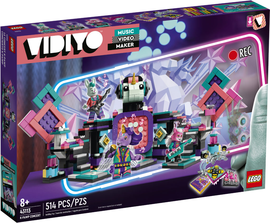 LEGO VIDIYO 43113 K Pawp Concert 1