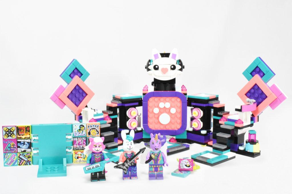 LEGO VIDIYO 43113 K Pawp Concert review 1
