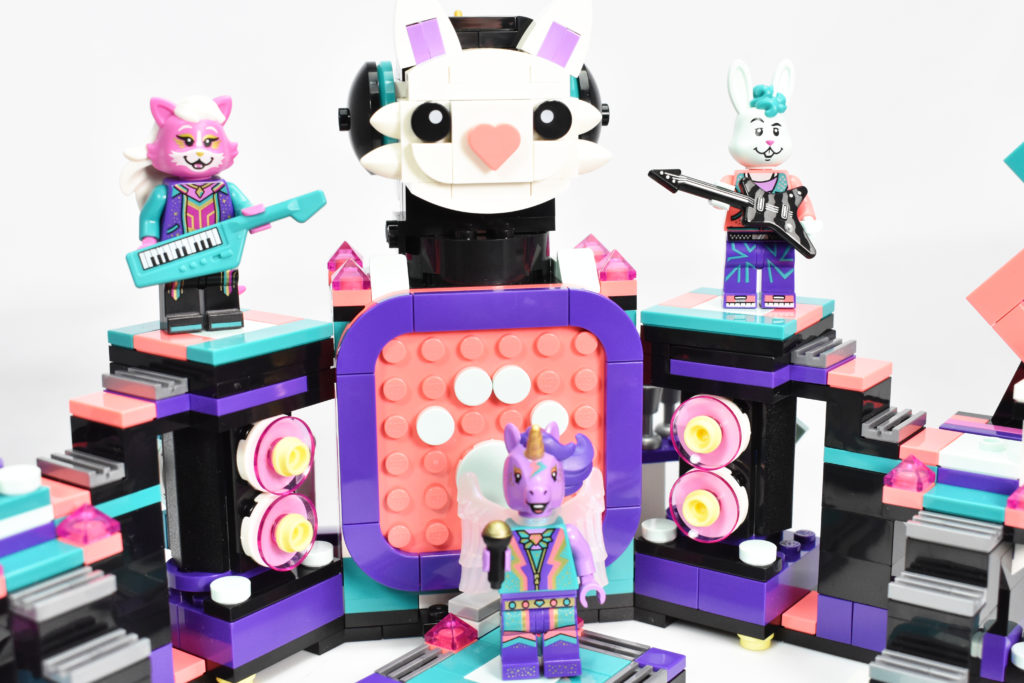 LEGO VIDIYO 43113 K Pawp Concert review 20
