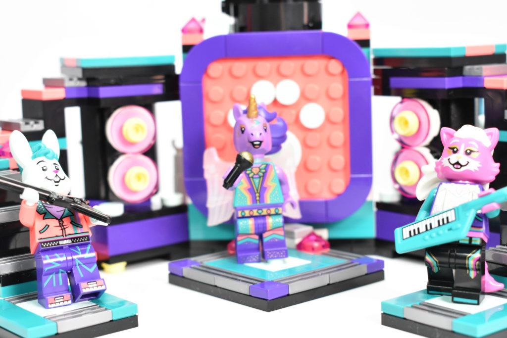 LEGO VIDIYO 43113 K Pawp Concert review 25