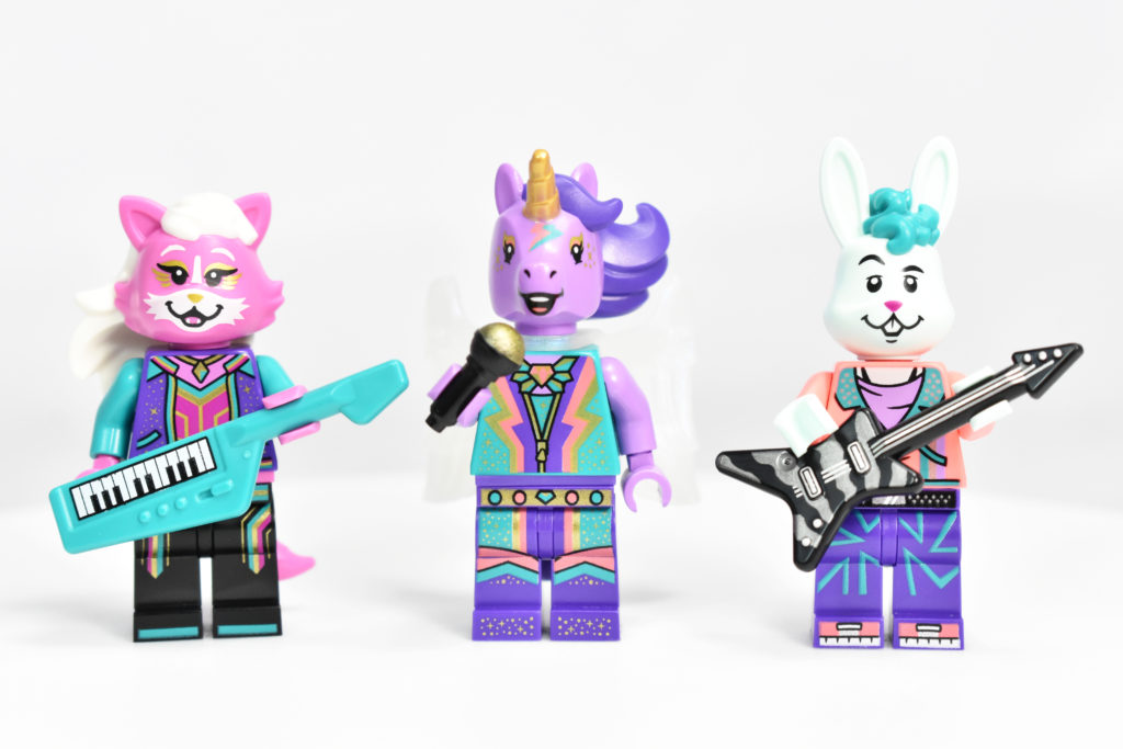 LEGO VIDIYO 43113 K Pawp Concert review 27