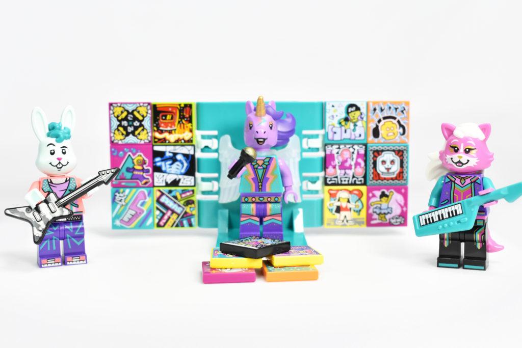 LEGO VIDIYO 43113 K Pawp Concert review 31