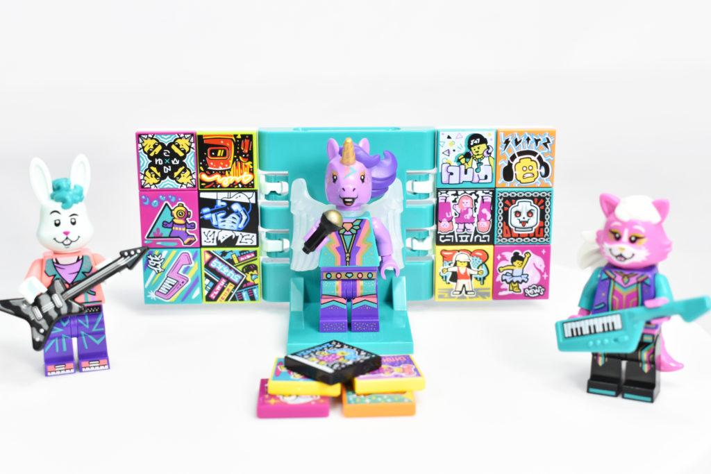 LEGO VIDIYO 43113 K Pawp Concert review 32