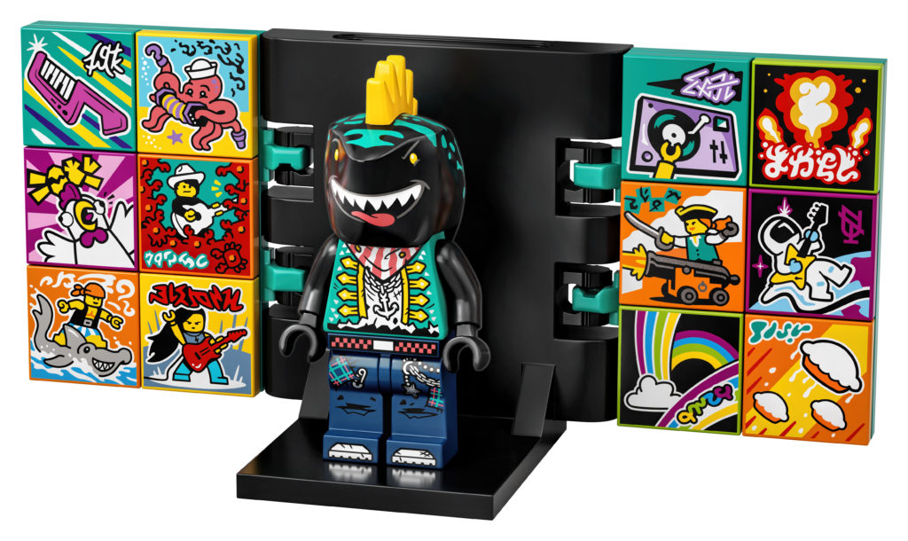 LEGO VIDIYO 43114 Punk Pirate Ship 1