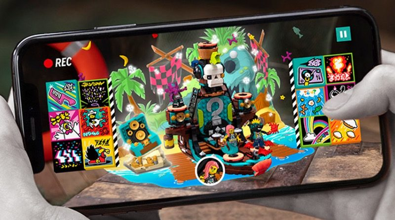 LEGO VIDIYO 43114 Punk Pirate Ship featured