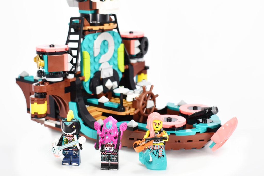 LEGO VIDIYO 43114 Punk Pirate Ship review 1