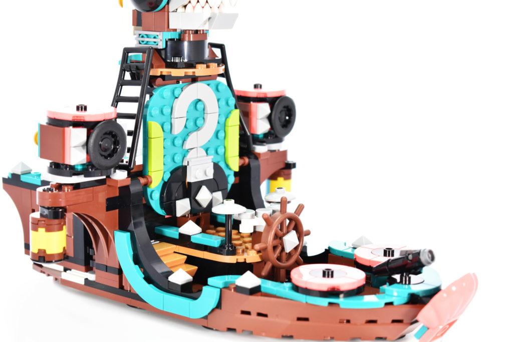LEGO VIDIYO 43114 Punk Pirate Ship review 11